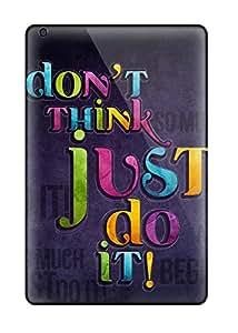 Ipad Mini Just Do It Print High Quality Tpu Gel Frame Cases Covers