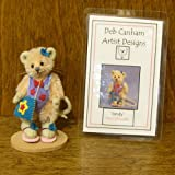 Deb Canham Artist Designs, SANDY Limited Ed from Hot Editons Collection of 2005