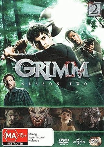 Grimm - Season 2 [NON-USA Format / PAL / Region 4 Import - Australia] (Grimm Dvd Season 4)