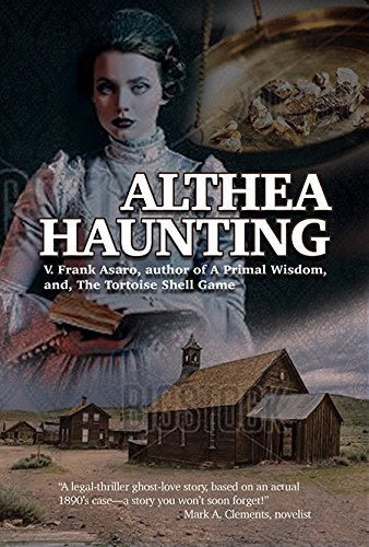 Althea Haunting: A Thriller Novel