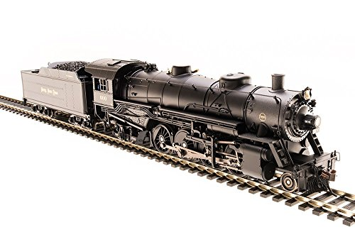 Broadway Limited Nickel Plate USRA Light Mikado #599 W/ DCC & Sound
