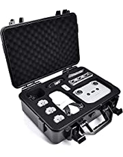 TOMAT Mavic Mini 2 Case Waterproof Hard Carrying Case for DJI Mini 2 Fly More Combo Accessories