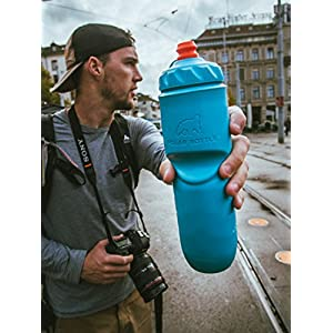 Polar Bottle Insulated Water Bottle - 24oz. Color Series {Aqua}