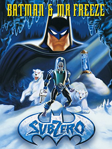 DVD : Batman & Mr. Freeze: Subzero