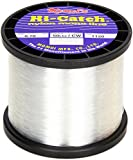 Momoi Hi-Catch 50-Pound 1120-Yard Clear White Line, 1-Pound Mono Review