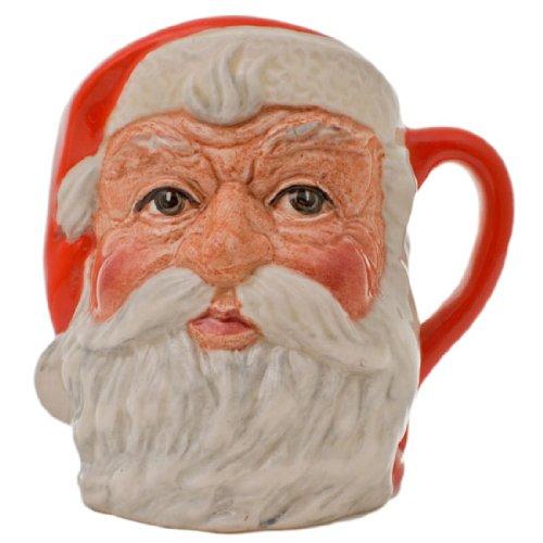 Royal Doulton Toby Character Jugs - Royal Doulton Character & Toby Jugs Santa Claus Mini 2.50