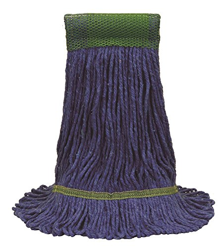 O'Cedar Commercial 97157 Large MaxiClean Loop-End Mop, Blue (Pack of 12) by O-Cedar Commercial