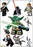 Lego Star Wars Wall Sticker by Perfect Charms