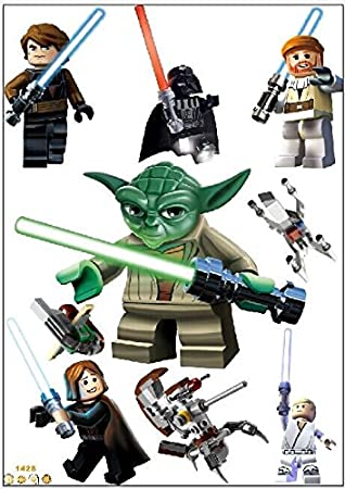 Lego Star Wars Wall Sticker Part 24
