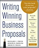 img - for Writing Winning Business Proposals, Third Edition book / textbook / text book