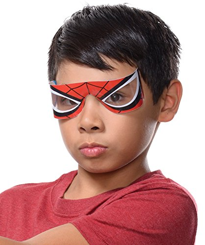 Rubie's Costume Spider-Man Child Costume Eye Mask Rubie' s Costume Co. 36627_NS