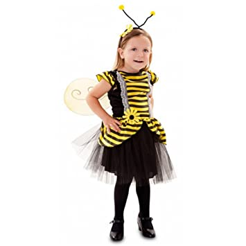 Fyasa 706546-t00 Little disfraz de abeja, pequeño: Amazon.es ...