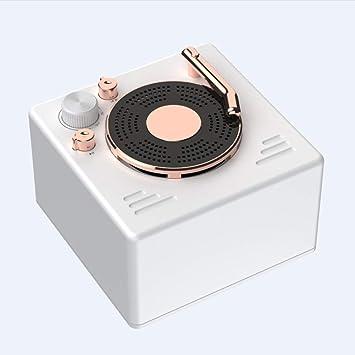 FASD Mini Portátil USB De Carga Inalámbrica Estéreo Retro del ...