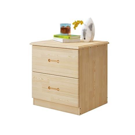 Bedside Tables LI JING SHOP - Mobili in legno massiccio Comodini ...