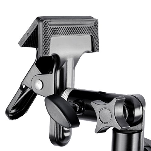 Neewer Photo Studio Heavy Duty Metal Clamp Holder with 5/8