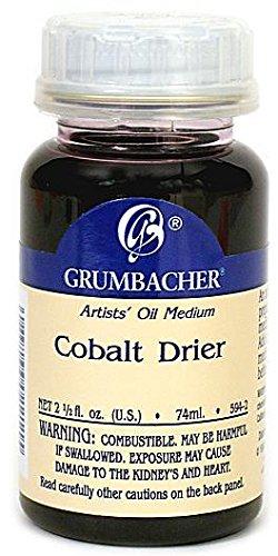- Grumbacher Cobalt Drier 1 pcs sku# 1841517MA