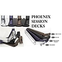 "Phoenix Session Deck for Scooters 21"" x 4.25"" Mid Night VIOLET"