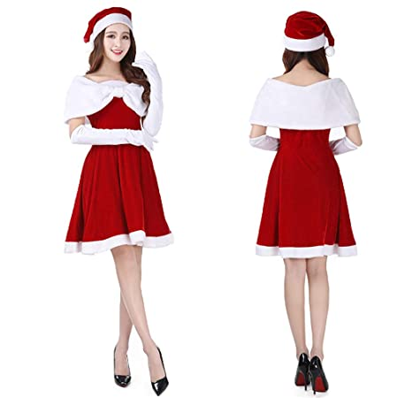 Christmas Party Dress Up Themes.Xoxo Cozy Christmas Costume Women S Cute Theme Party Dress