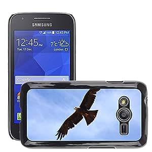 Etui Housse Coque de Protection Cover Rigide pour // M00114212 Raptor Ave Rapaz Fly // Samsung Galaxy Ace4 / Galaxy Ace 4 LTE / SM-G313F