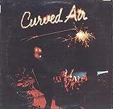 Curved Air: Live LP VG+/VG++ Canada BTM 9188 5001