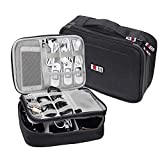 Best Medium Pouches For Cameras - BUBM 9.7'' Waterproof Tablet Handbag Travel Gear Electronics Review
