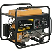 Subaru RGX4800E 9.0 HP Gas Powered Industrial Generator, 4800W