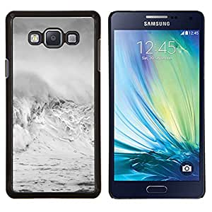 Stuss Case / Funda Carcasa protectora - Las olas de tormenta White Water Surf Verano - Samsung Galaxy A7 ( A7000 )