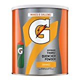 Gatorade Thirst Quencher, Orange, 51 Ounce Powder