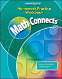 img - for Math Connects, Grade 2, Homework Practice Workbook (ELEMENTARY MATH CONNECTS) book / textbook / text book