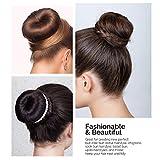Hair Bun Maker Set, FANDAMEI Donut Bun Maker Set