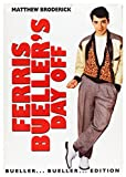 Ferris Bueller's Day Off (English audio. English subtitles)
