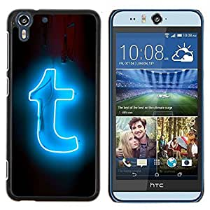 - t online web platform company 144 - - Modelo de la piel protectora de la cubierta del caso FOR HTC Desire EYE M910x RetroCandy