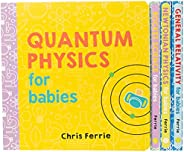Baby University Board Book Set: A Science for Toddlers Board Book Set (Science Gifts for Kids) (Baby Universit