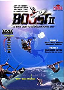 "Kiteboarding ""How To"" - BOOST 2 Vol. 1"