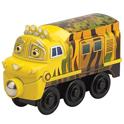 Tomy Chuggington Wooden Railway Mtambo by TOMY
