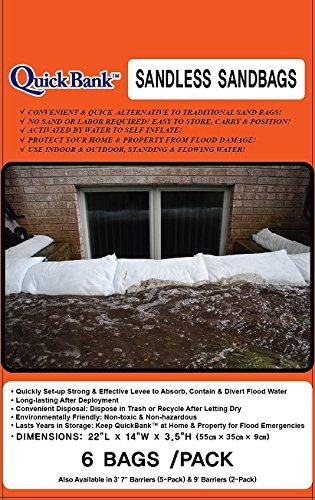 Quick Bank Sandless Flood
