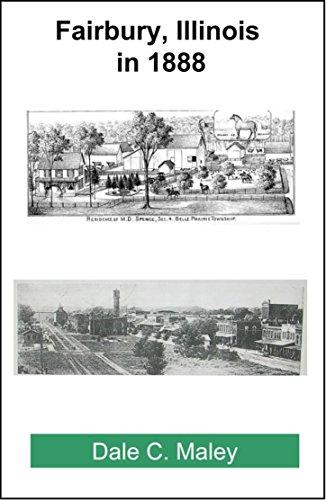 Fairbury, Illinois in 1888