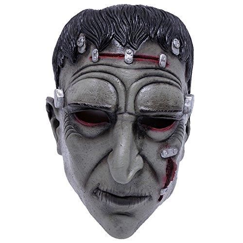 Uniton Horror Mask - Halloween Costume Accessory (Frankenstein) -