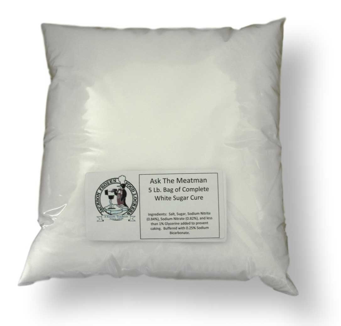 Newly Weds Foods Witts Complete Sugar Cure - 5 Lb. Bag