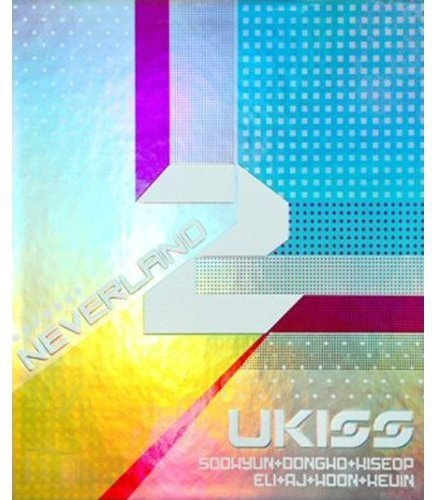 CD : U-Kiss - Neverland (CD)