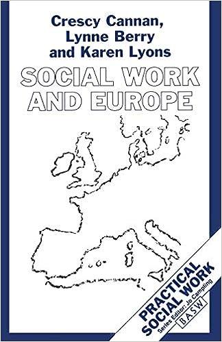 Social Work and Europe (Practical Social Work Series): Lynne ...