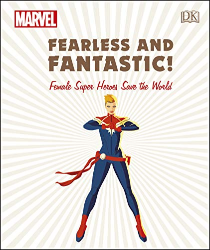 Marvel: Fearless and Fantastic! Female Super Heroes Save