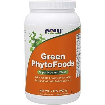 mini NOW Green PhytoFoods Powder