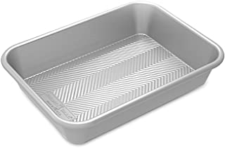 product image for Nordic Ware Natural Prism Bakeware Pan, 9x13, Silver