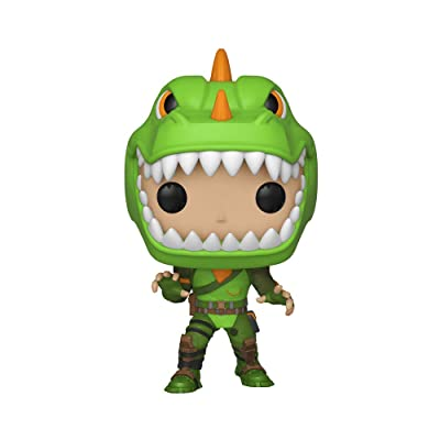 Funko Pop! Games: Fortnite - Rex, Multicolor: Toys & Games