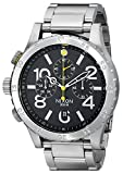 Nixon Men's A486000 48-20 Chrono Watch