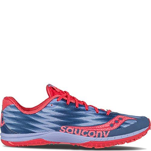 Saucony Mujeres Kilkenny Xc5 Flat Racing Shoe Lavender | Rojo