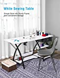 Sewing Table Adjustable Sewing Craft Table with