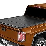 Prime Choice Auto Parts TC803324 Tri Fold Hard Tonneau Cover