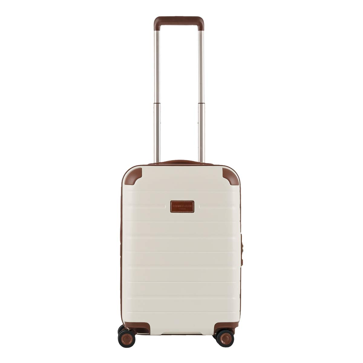 [サンコー] スーツケース 機内持ち込み 37L 50.5cm 3kg TC04-50 軽量 B07RJQR55R ベージュ